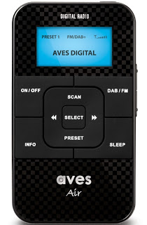 Aves DAB+ Air Portable Radio