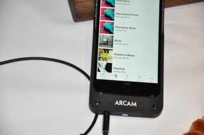 Arcam MusicBOOST for Christmas
