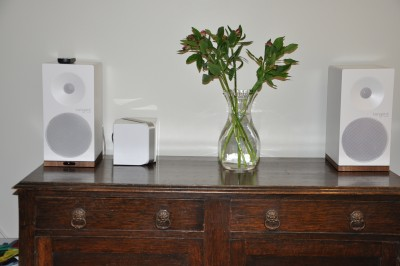 Tangent Spectrum T5 BT Powered Speakers