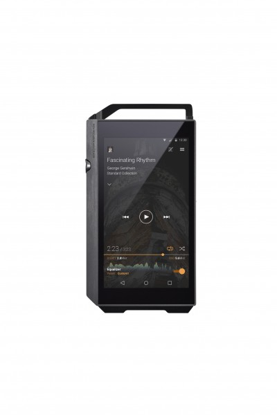 Pioneer XDP-100R high resolution portable audio player launch