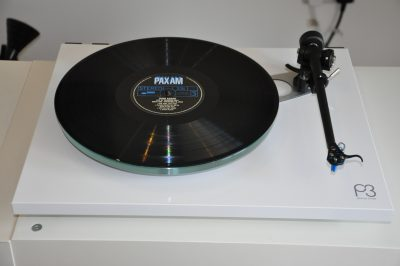 Rega's new Planar 3 – Review
