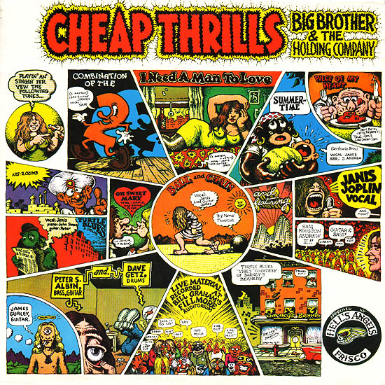124 –  Cheap Thrills