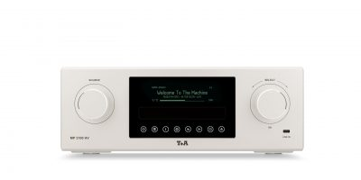 T+A MP 3100 HV – News