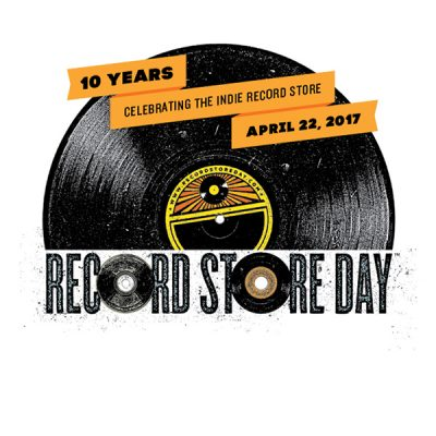 Record Store Day 22/4/17