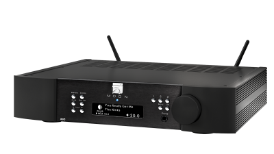 Moon 390 pre-amplifier/network streamer